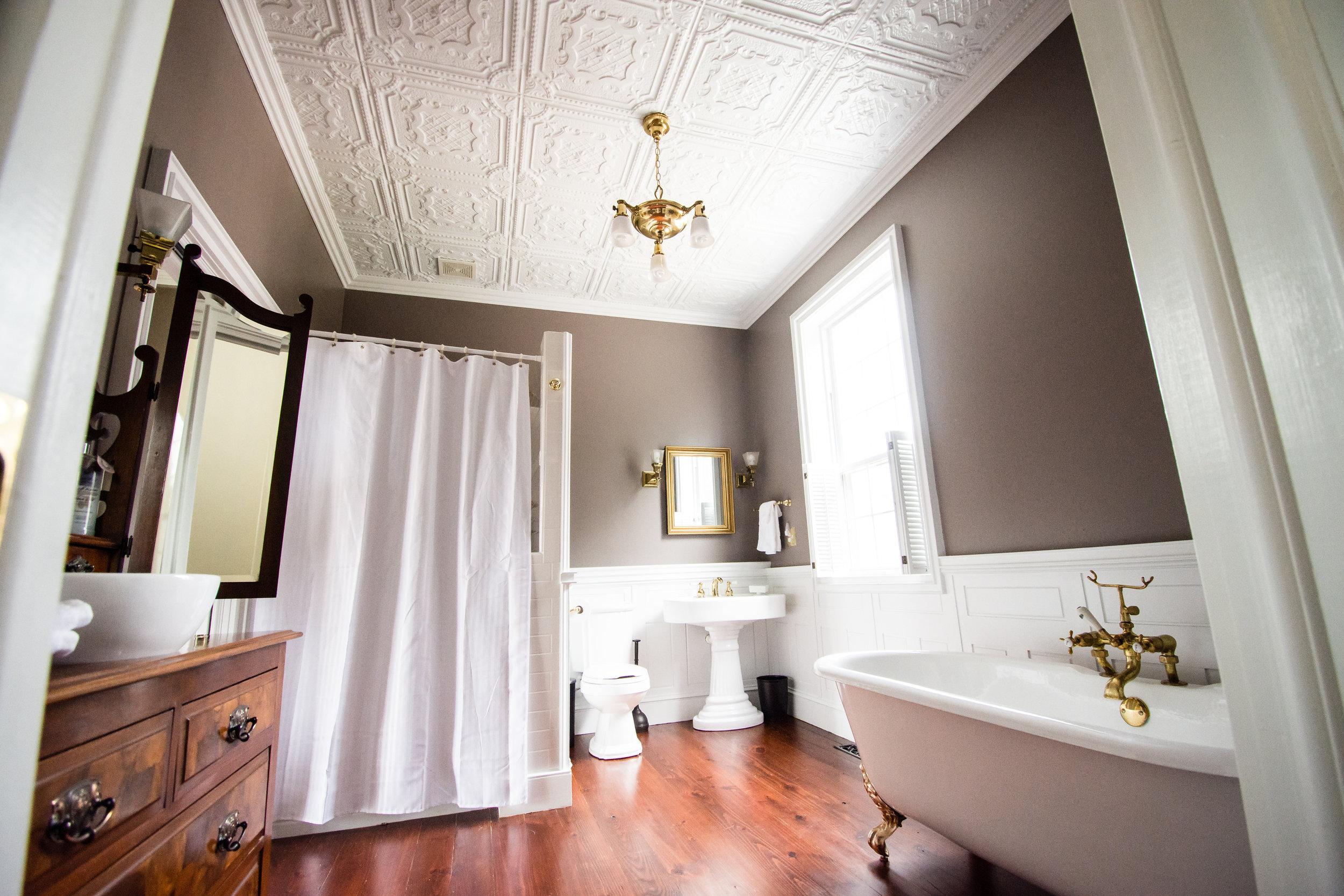 Antique Bathroom
