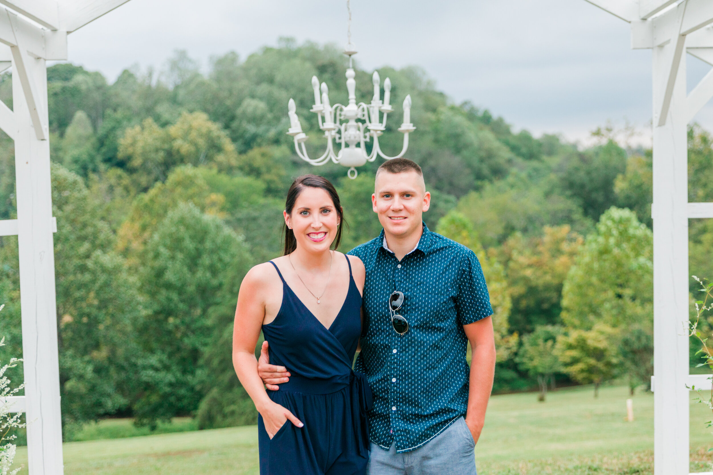 Isabelle and Jordan Russell - bought the property from Susan in 2018 and named it Belle Garden Estate and are continuing to run it as a wedding and event venue and inn.