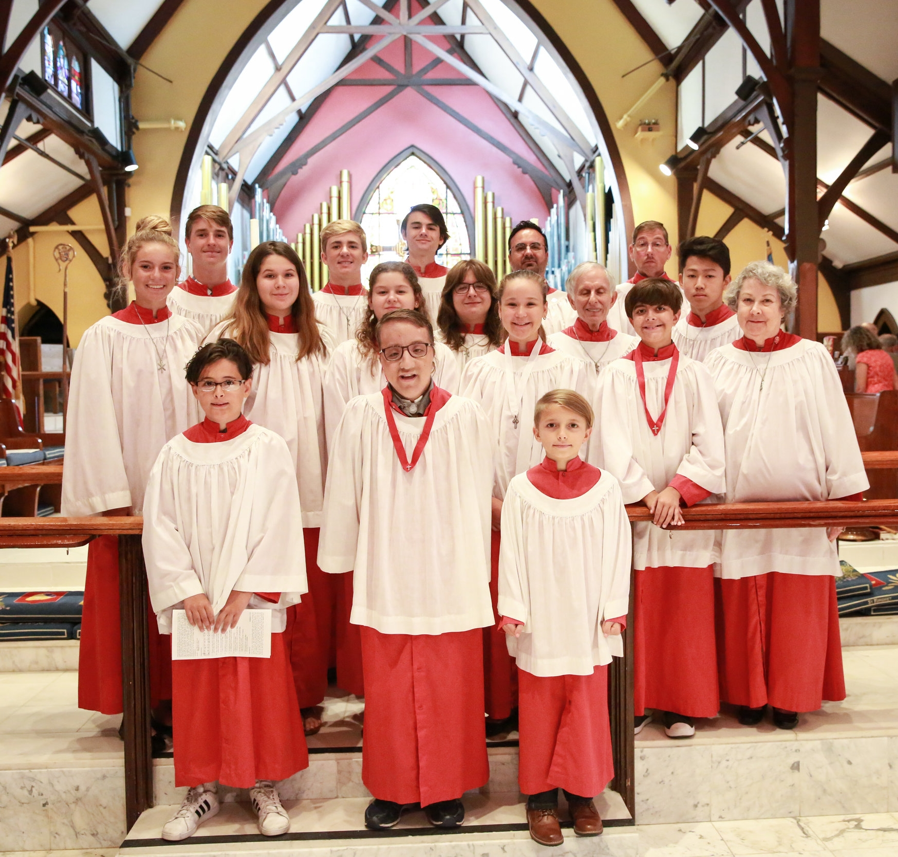 Acolyte Recognition Sunday | October 21, 2018