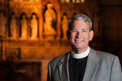 The Very Rev. Kurt Dunkle - Dean and President of The General Theological SeminaryThe Very Rev. Kurt Dunkle will preach during the 10:15 am service on Sunday, May 5.