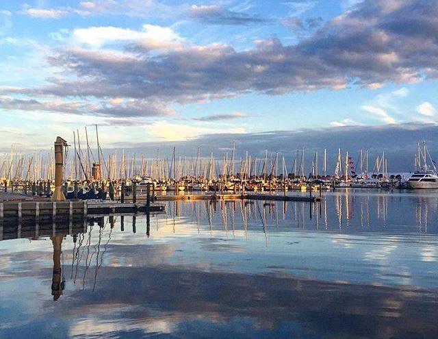 St. Petersburg Marina -