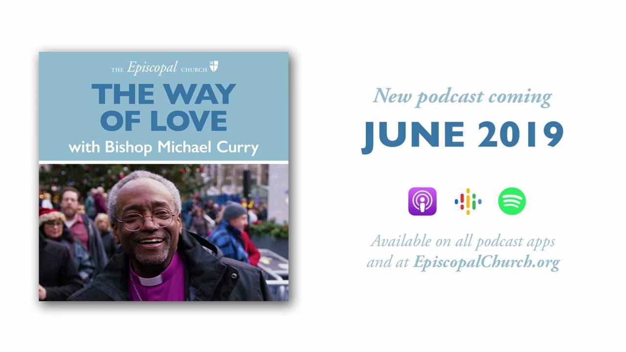- Our very own Canon Katie Churchwell and Pop-Up Prayer are featured on the June 18th podcast about prayer with Bishop Michael Curry. You can listen to it here or wherever your find your podcasts.