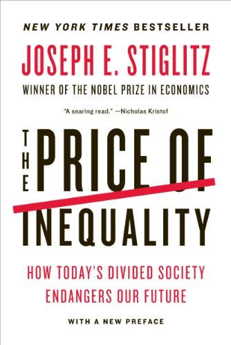 The Price of Inequality by Joseph E. Stiglitz