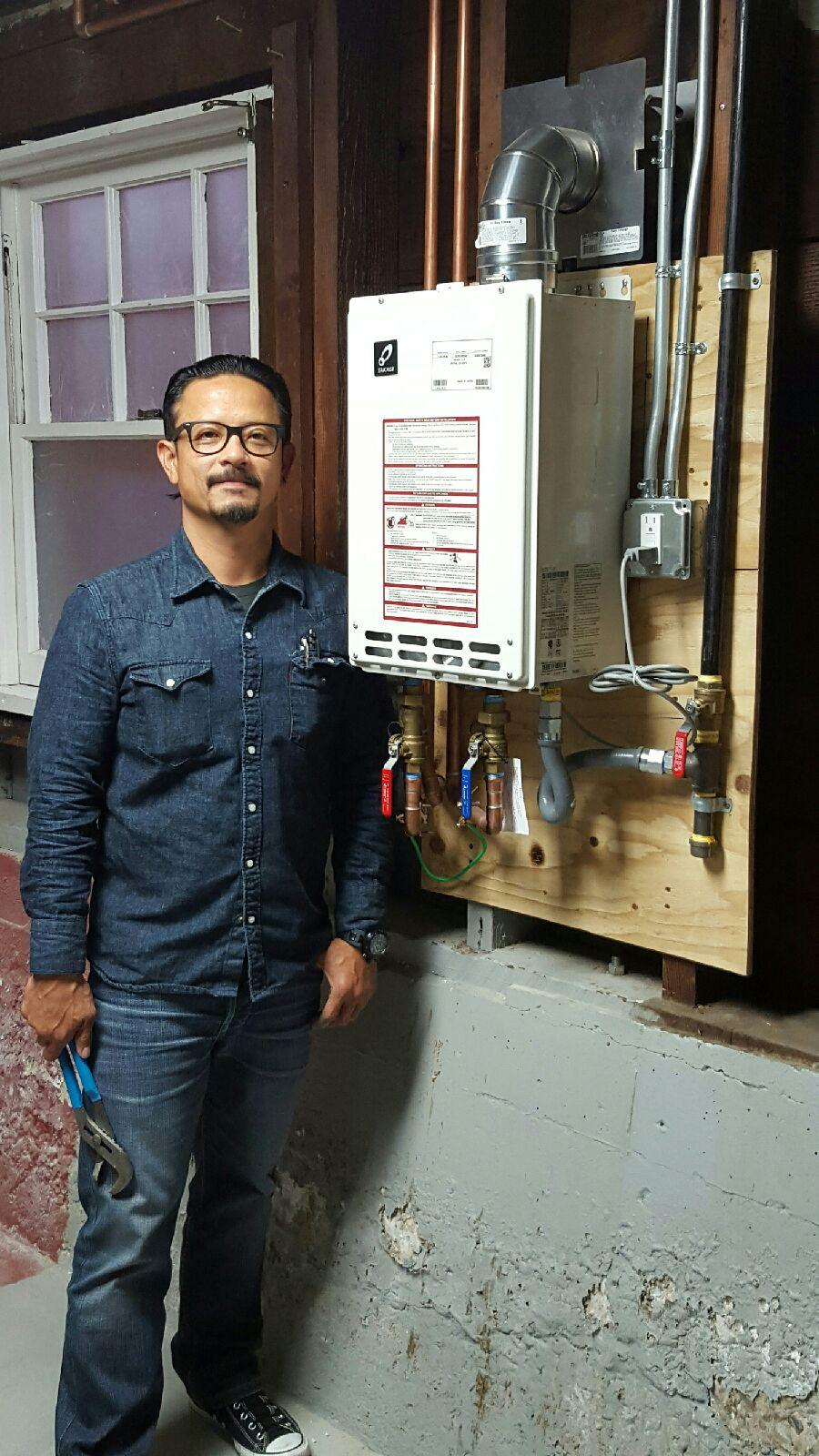 Max M Nguyen, Owner of AMX Plumbing