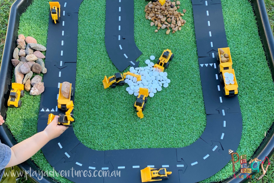 Construction Play on the Tuff Tray.png