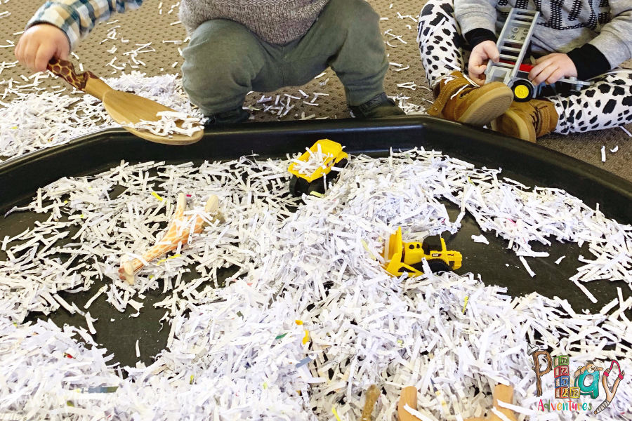 Shredded Paper Scooping Practice.png