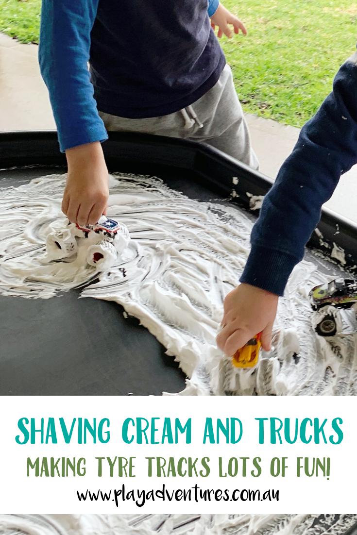 Shaving Cream and Monster Trucks Pinterest.png