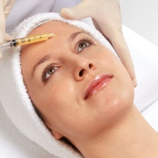 Microneedling with PRP (Vampire Facial) -