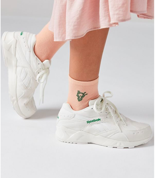 reebok sneakers from UO
