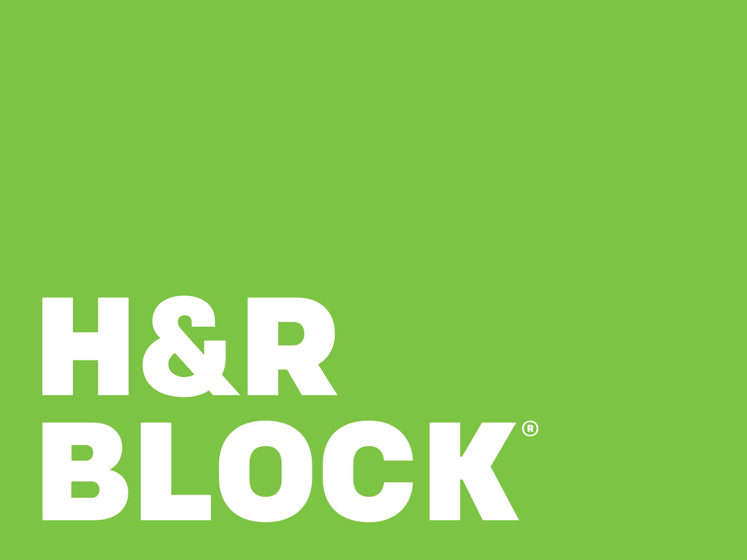 H&R Block | Tips for a Stress Free Tax Season
