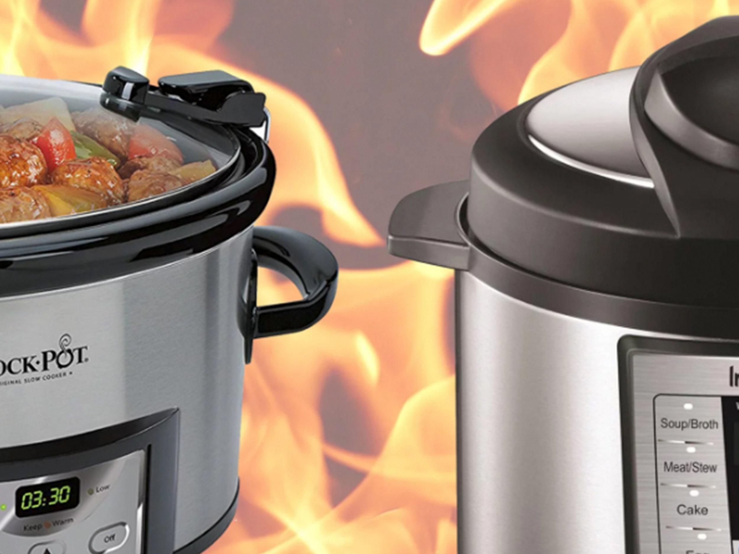 Crockpot Vs. Instant Pot