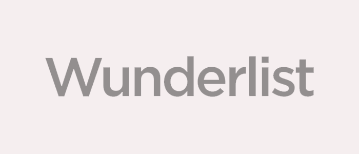 Sixty Eight Ave - Wunderlist App