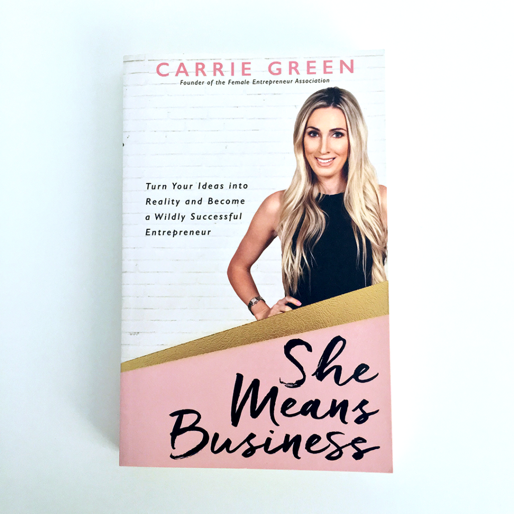 Sixty Eight Ave - She Means Business by Carrie Green