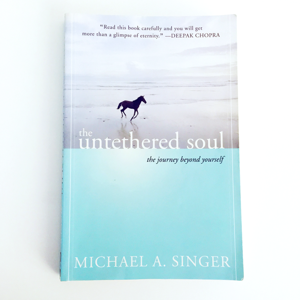 Sixty Eight Ave - The untethered soul by Michael singer