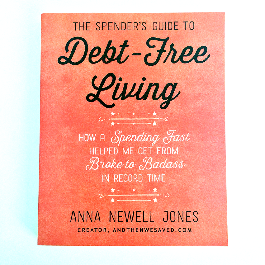 Sixty Eight Ave - The Spenders Guide To Debt Free Living by Anna Newell Jones
