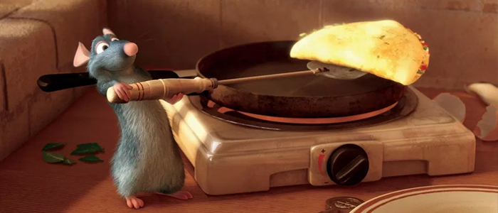 Sixty Eight Ave - 10 Inspiring Movies that I Adore - Ratatouille