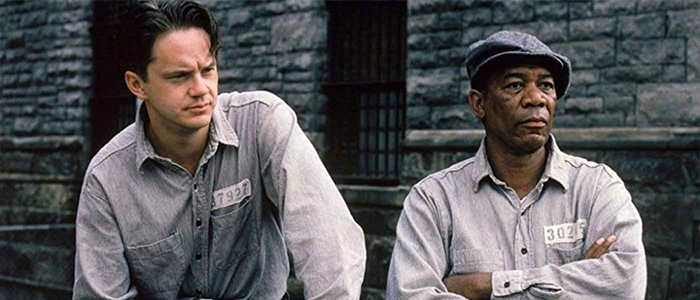 Sixty Eight Ave - 10 Inspiring Movies that I Adore - The Shawshank Redemption