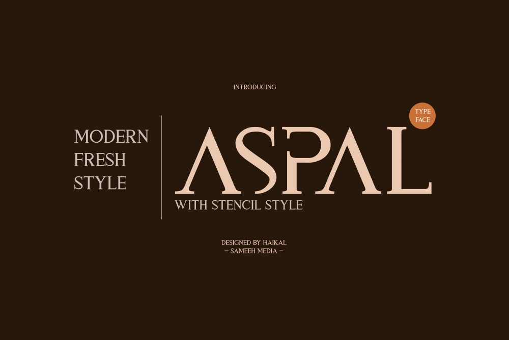 Sixty Eight Ave - 100 Stylish Fonts - Aspal