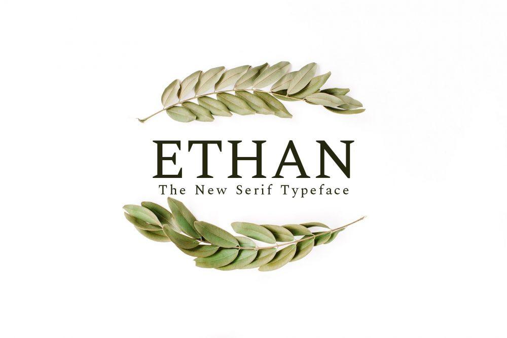 Sixty Eight Ave - 100 Stylish Fonts - Ethan