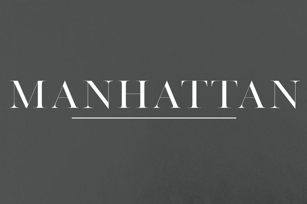 Sixty Eight Ave - 100 Stylish Fonts - manhattan