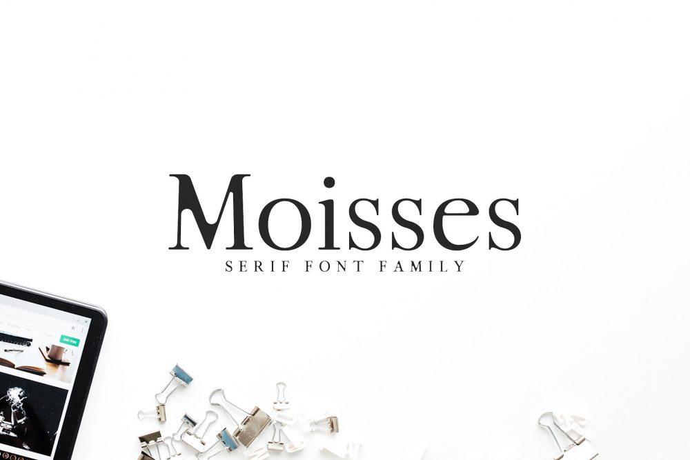 Sixty Eight Ave - 100 Stylist Fonts - Moisses