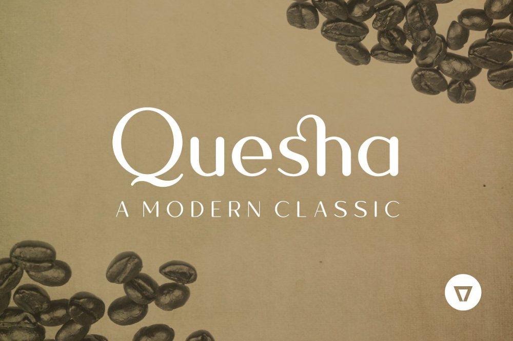 Sixty Eight Ave - 100 Stylish Fonts - Quesha