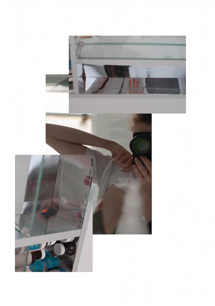 Running water,  2018 (digital type C print )