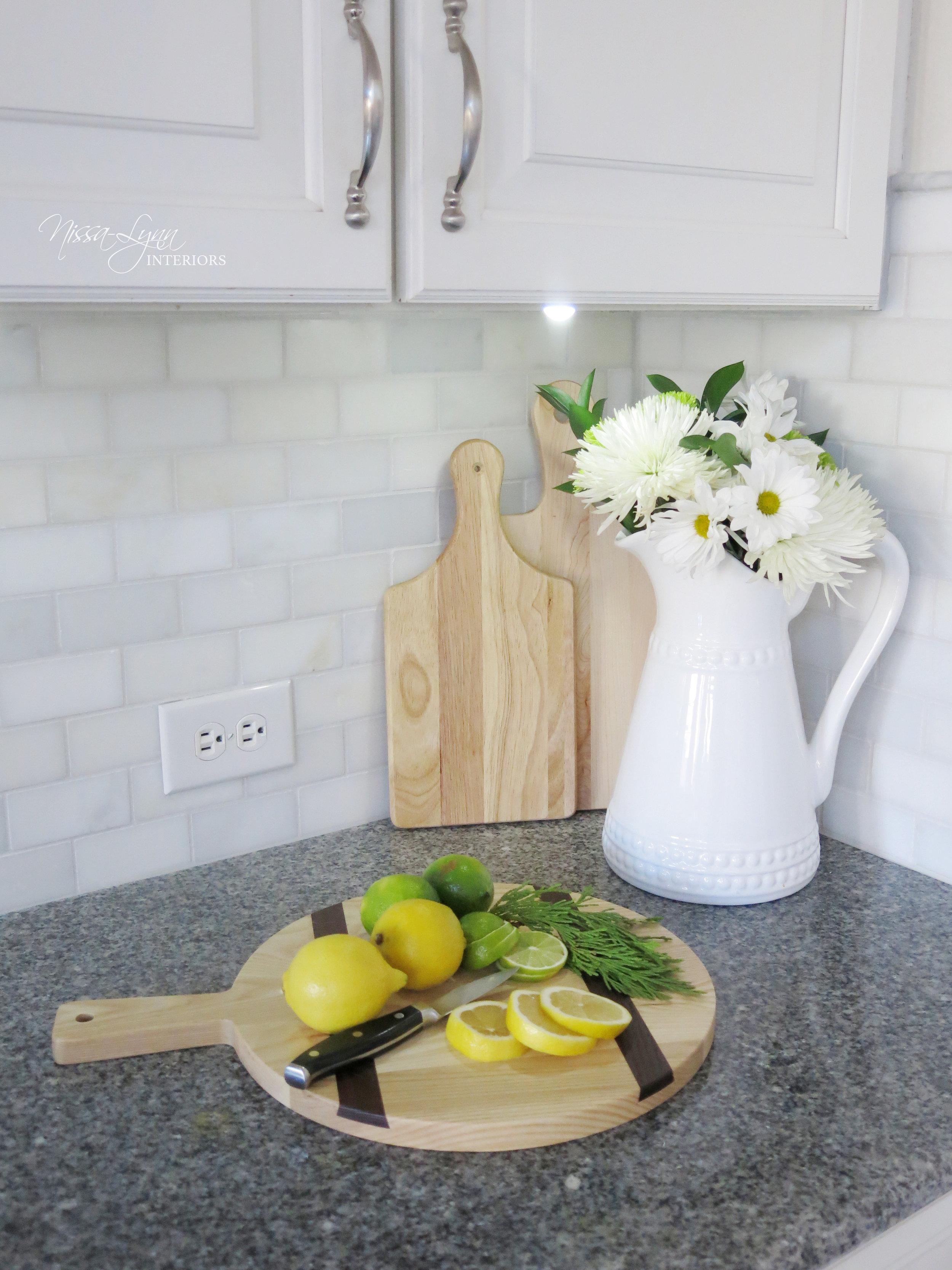 - New Kitchen Backsplash With Floor & Decor — Nissa-Lynn Interiors