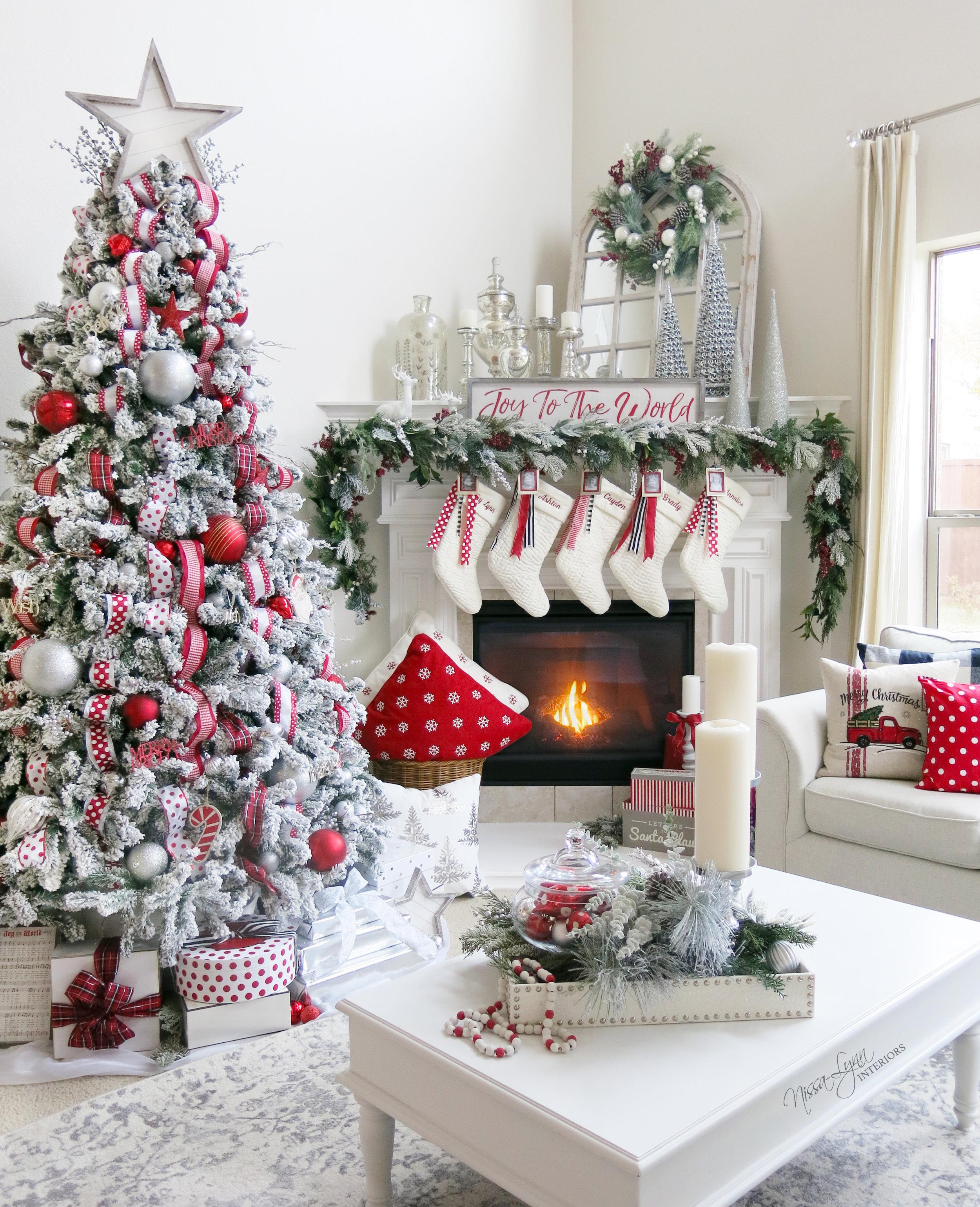 Christmas — Blog — Nissa Lynn Interiors