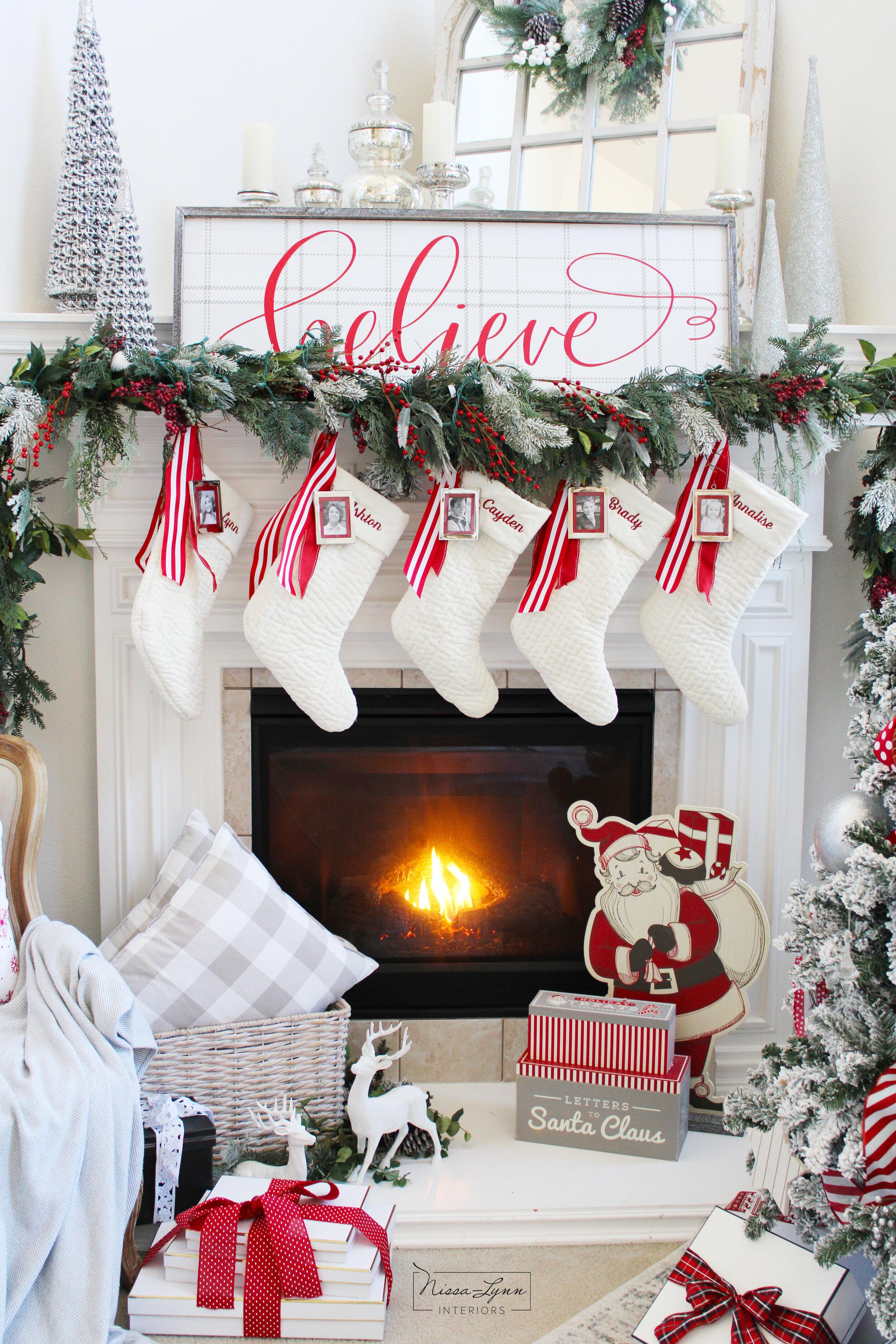 Decorating to Make Christmas Feel Magical — Nissa Lynn Interiors