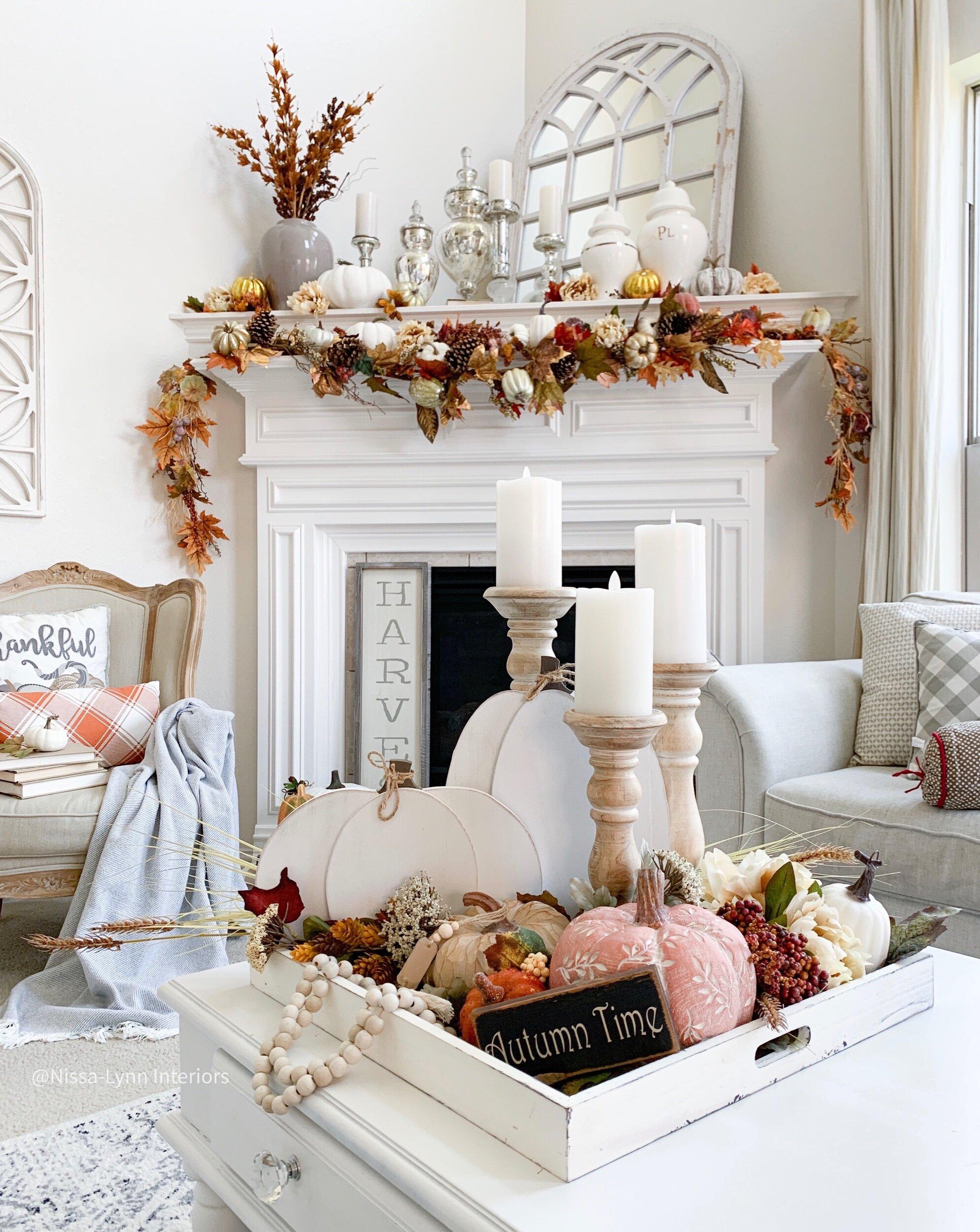 Seasonal Decor — Blog — Nissa Lynn Interiors
