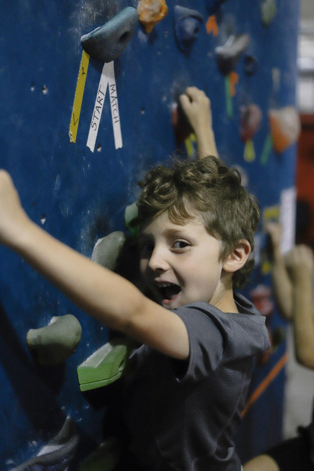 Summer Camp - We know the value of a smile at the end of the day. It's a small reminder of why we teach kids climbing.It's because learning to climb is fun, and because it encourages learning general life skills that can be applied every day.Our climbing camp doesn't set out to make kids all-star rock climbers but rather, through climbing, helps kids find ways to…