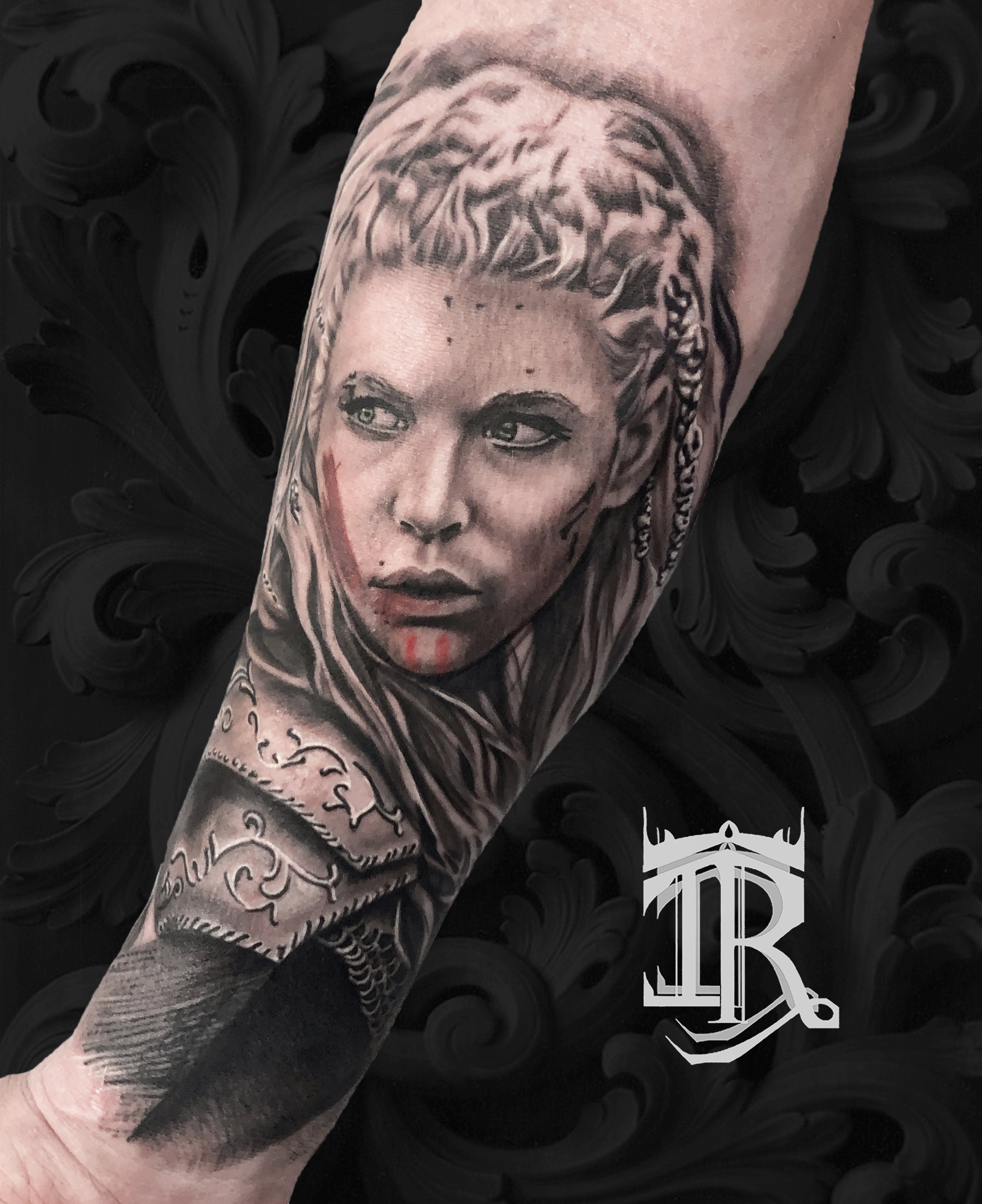 lagertha tattoo jeremy instagram INKROOM.jpg