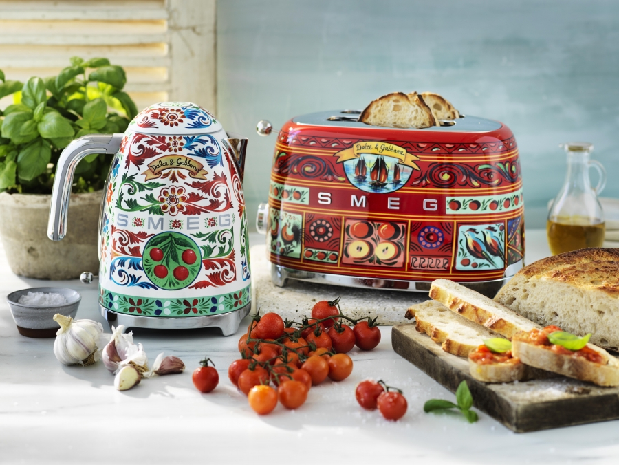 Sicily is my Love | Dolce & Gabbana for Smeg