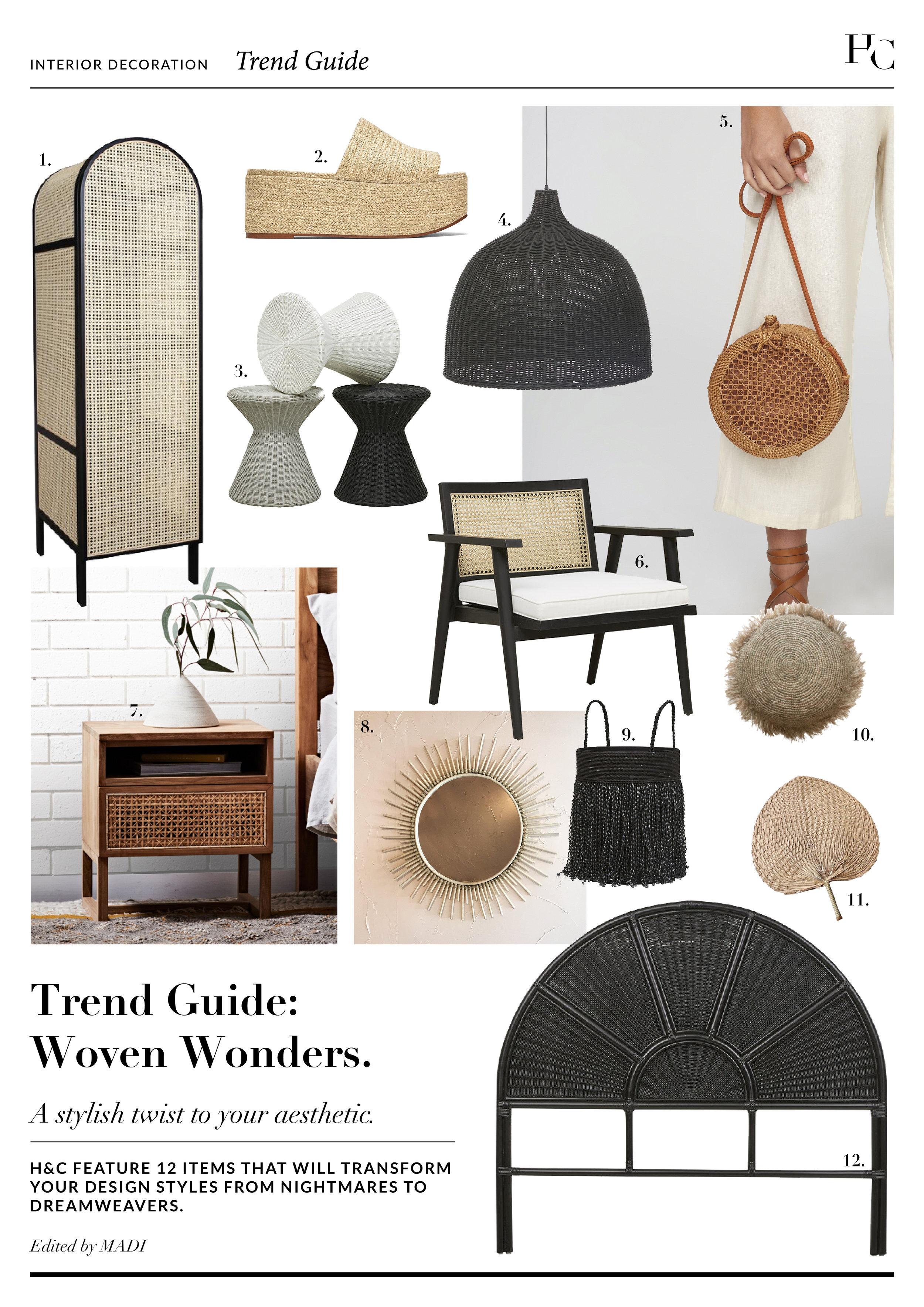 TREND GUIDE, WOVEN WONDERS, HOUSE & COURT, INTERIOR DESIGN, SYDNEY.jpg