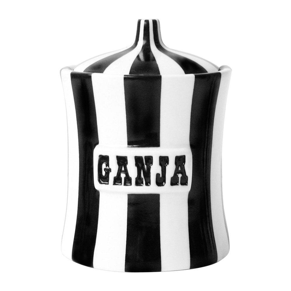 Vice Canister - Ganja - Black/White
