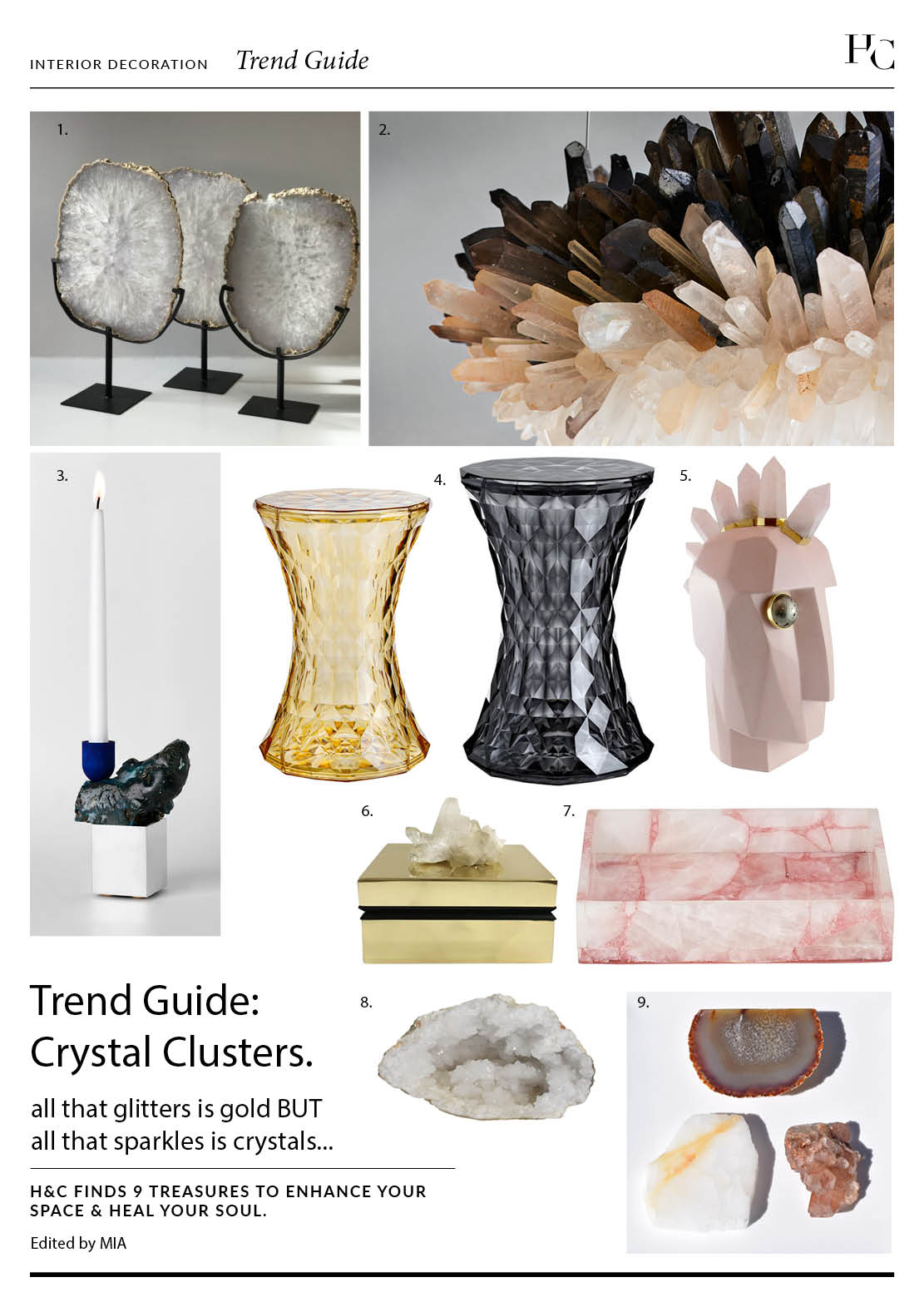 TREND GUIDE,  HOUSE & COURT, CRYSTAL CLUSTERS.jpg