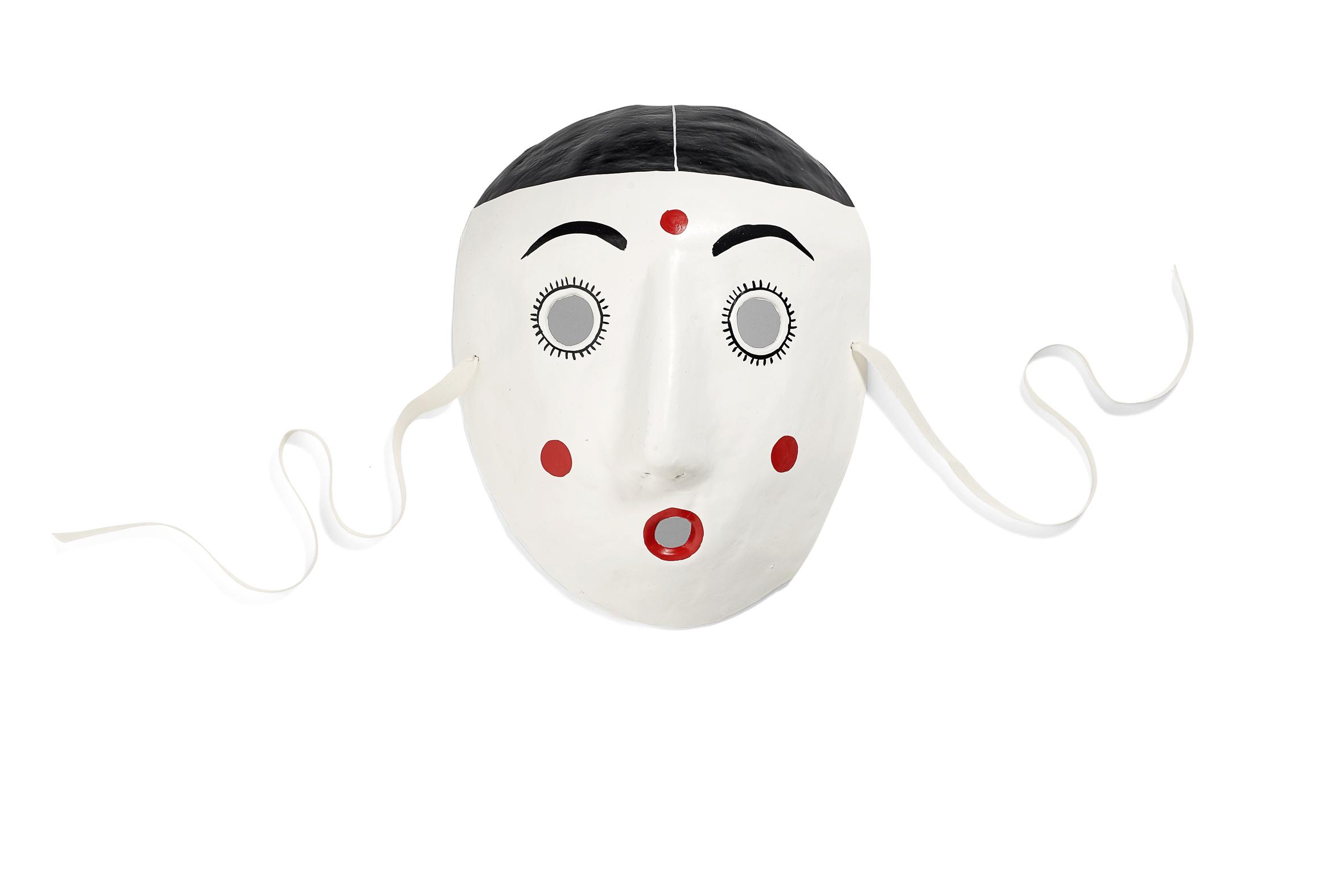 Mood Mask | White
