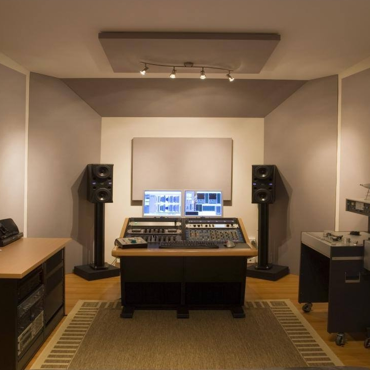 Home Studios - Simple acoustic treatment can enhance the quality of home studio technology.Read more or Ask us for advice