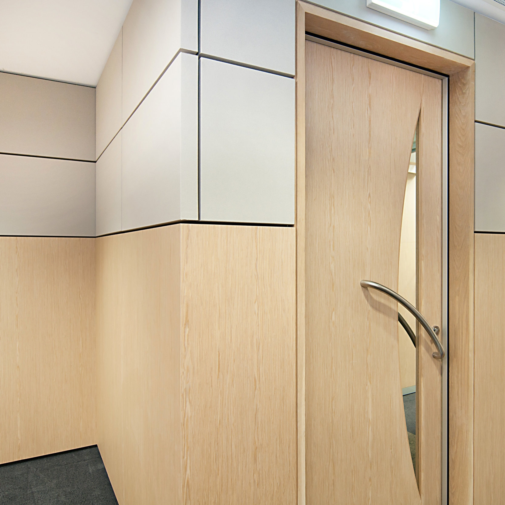 Acoustic Modules - The highest quality custom manufactured acoustic panels with a choice of fabrics or prints.