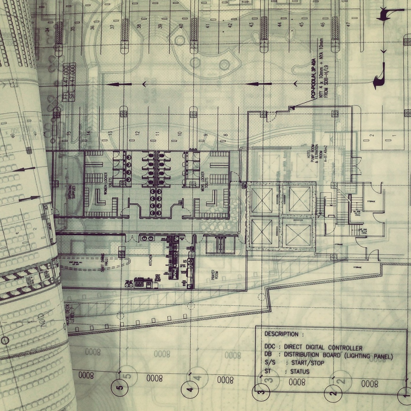 Soundproofing Construction Drawings - Construction detail drawings for soundproofing systems