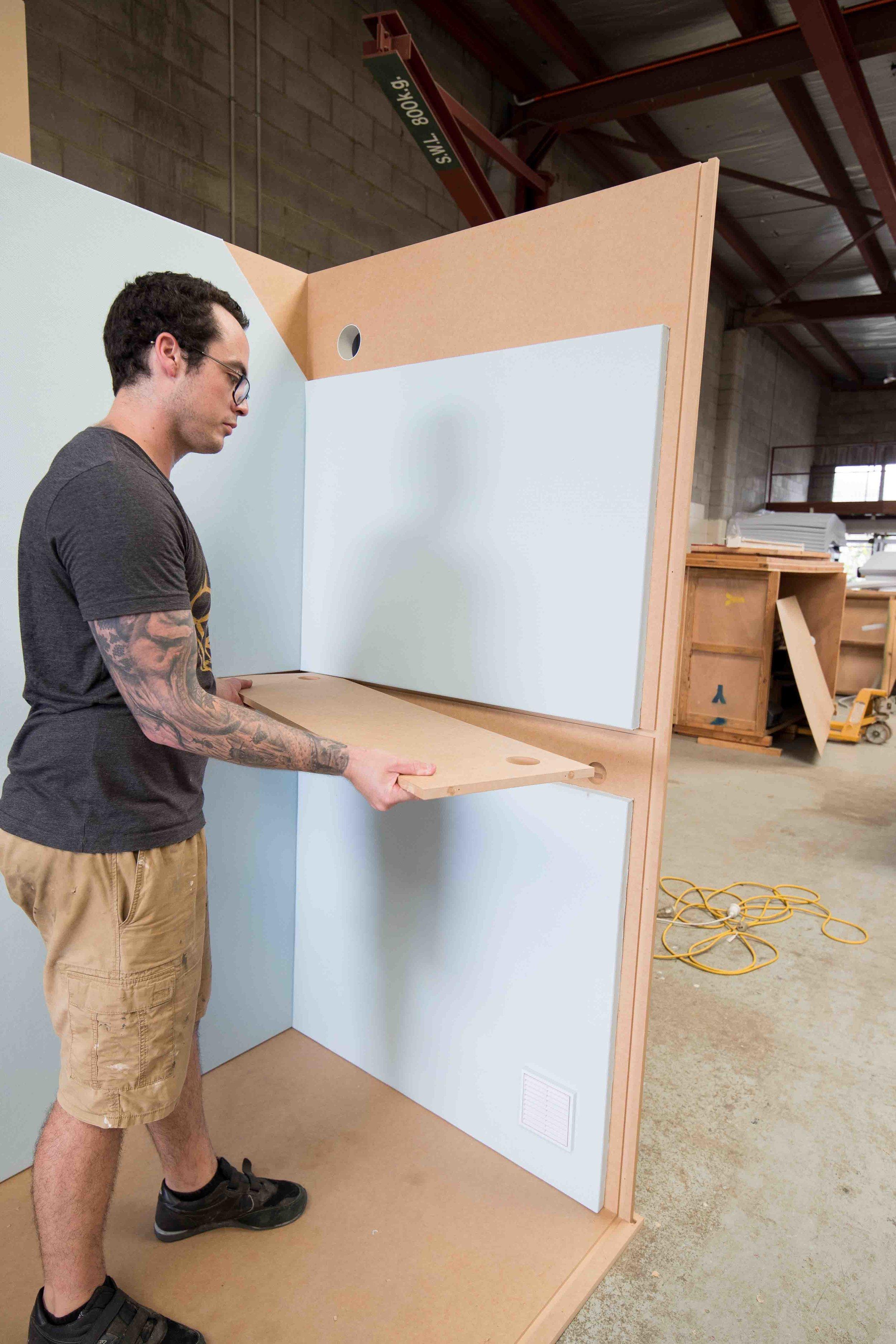 Step 3: Install Shelf