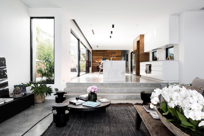 Como Residence by Studio Atelier - Open plan living.jpg