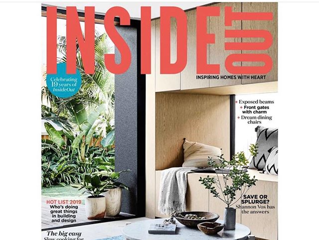 [ G I L L E S P I E . H O U S E ] Thrilled to see this lovely family reno feature in this months pages of one of our fave reads @insideoutmag . Couldn't have asked for a better couple to work with! We developed a close knit relationship with Wade & Lauren during the design journey to create a home that reflected their needs as a growing family and designed to be built in two stages to suit their budget . A white bright, coastal abode with personality! No more mission brown brick to be seen! ✖️✖️✖️ . Grab your copy to read more and stay tuned for some before and after pics of the transformation ✨✨ . 📷 @dionrobeson / styling @annapearlflanders . . . . #StudioAtelierDesign #SAprojects #renovation #buildingdesign #perthhomes #GillespieHousebySA #interiordesign #architecture #BDAWA #insideoutmagazine