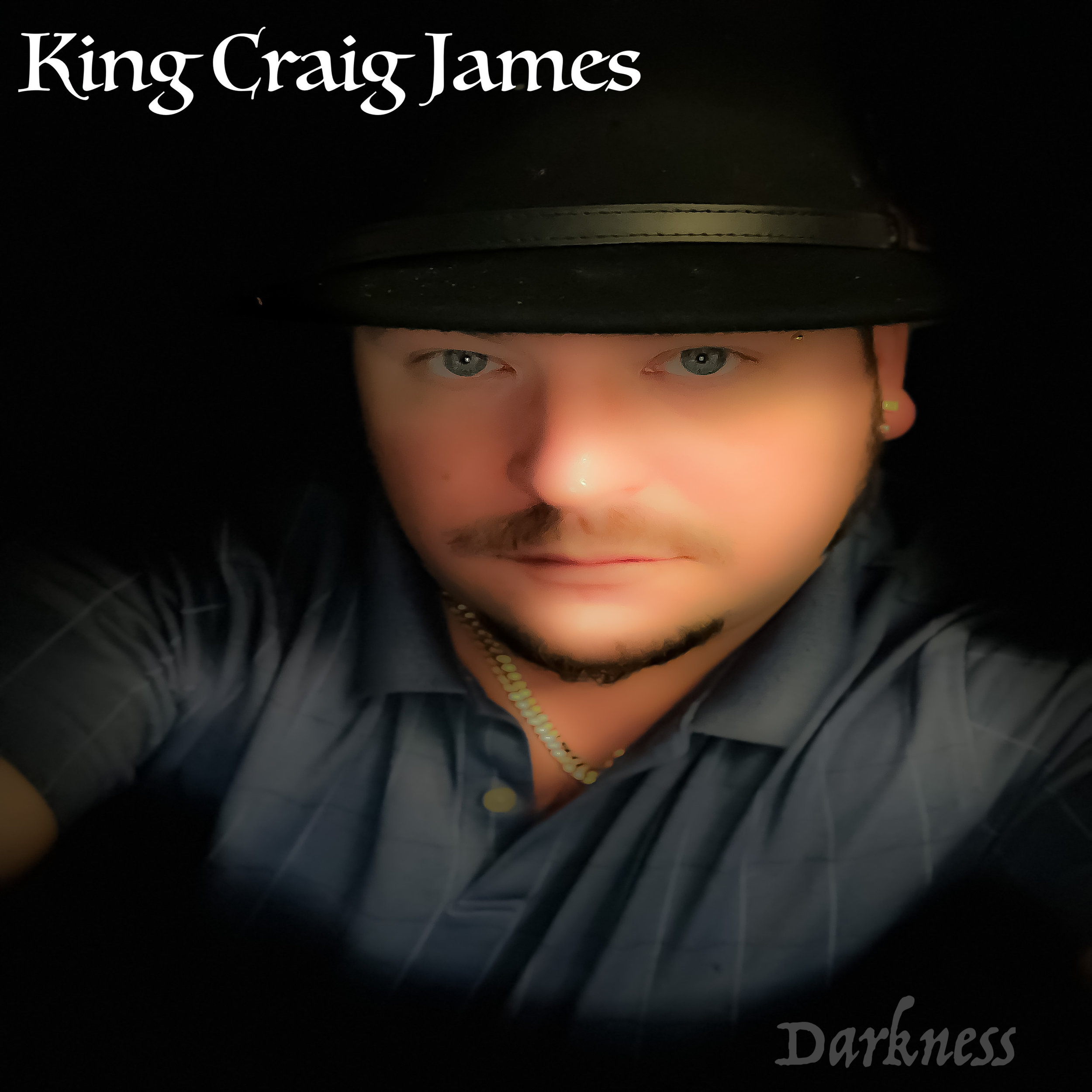 """Darkness"", is a 5 track album by the one and only King Craig James."
