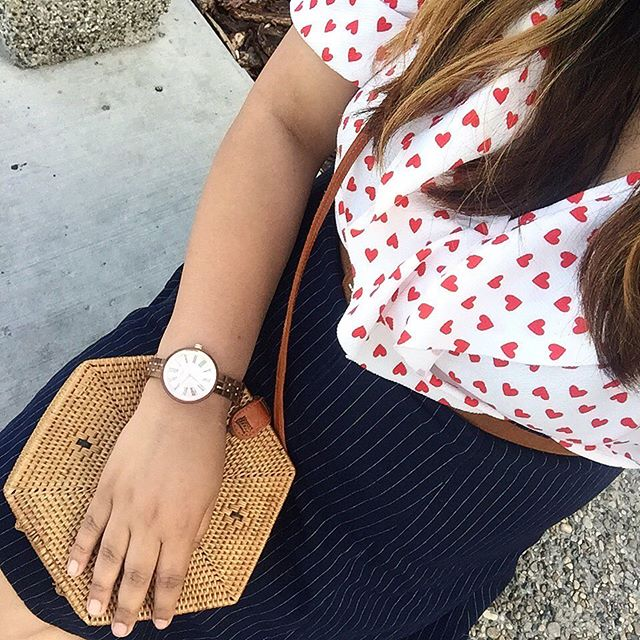 #ootd details ⌚️♥️ Thank you so much to everyone who already joined my giveaway with @jordwatches. You guys are amazing! 😍 To those who haven't entered yet, you still got time to join (just click the link in my bio). The winner will receive a $100 gift voucher to spend on a Cassia Walnut and Vintage Rose like what I'm currently wearing or any style in their collection. You also get a 10% discount upon joining. This giveaway is OPEN WORLDWIDE so everyone is welcome to join. Giveaway ends tomorrow and the winner will be contacted through email 😉