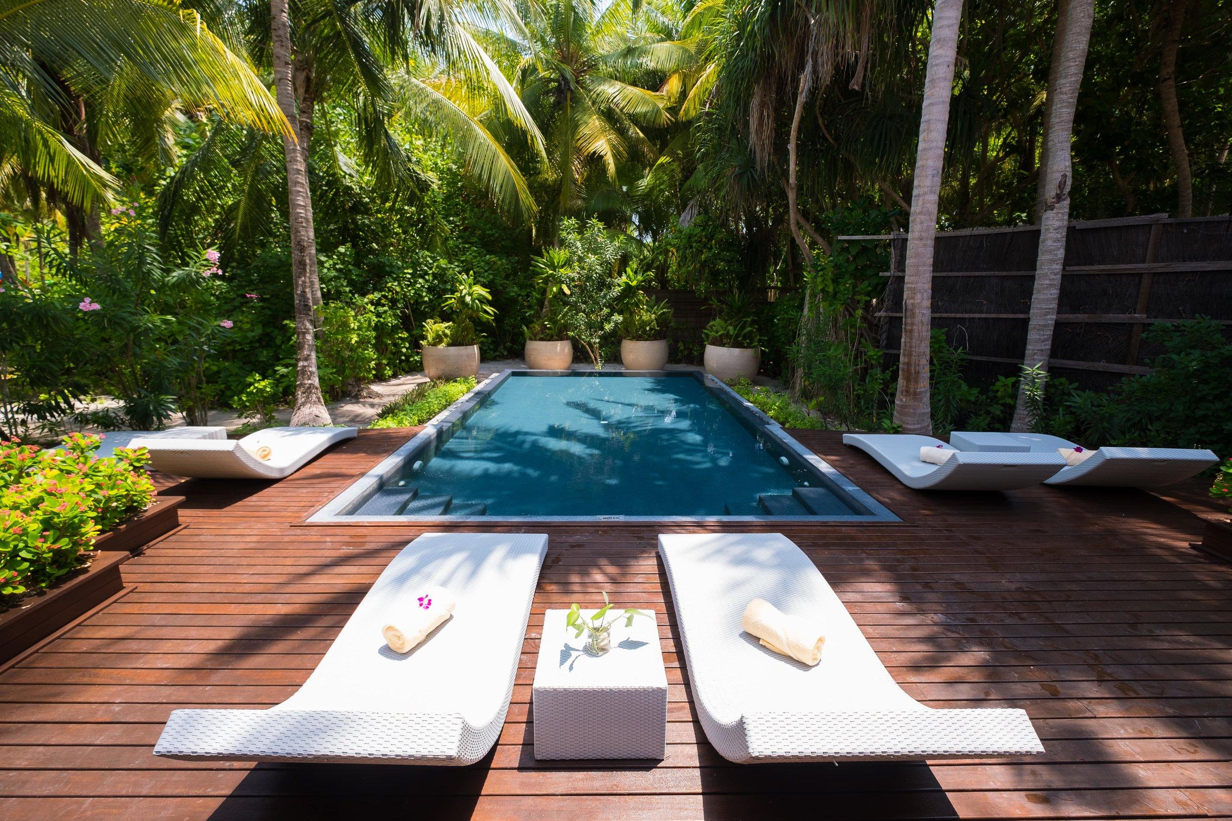 Luxury 5 Star Resort In The Maldives Dusit Thani Maldives