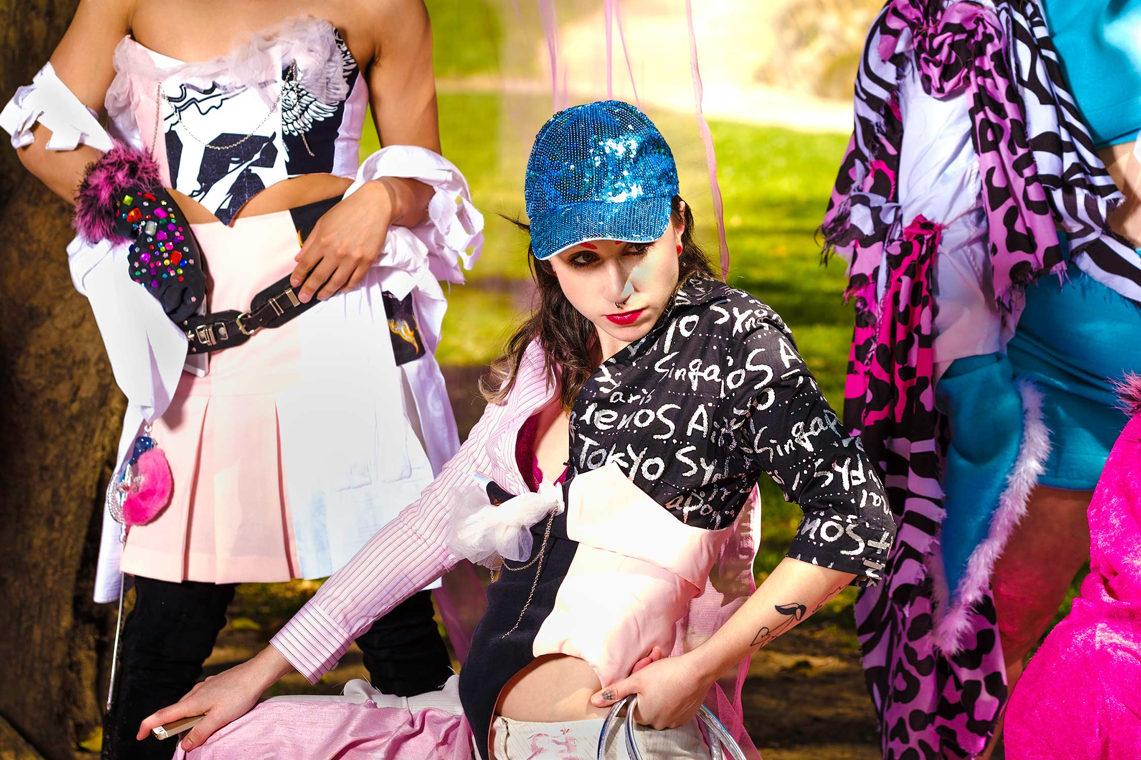 Filfy Rish x Fashion Chelsea SS 2018.