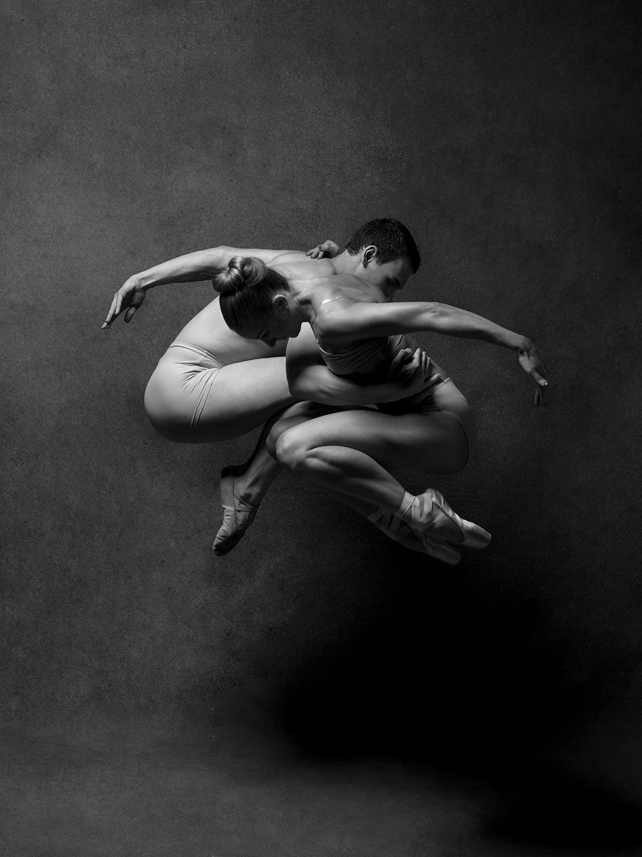 Rebekah Conry & William Douglas. Victorian State Ballet. 2018