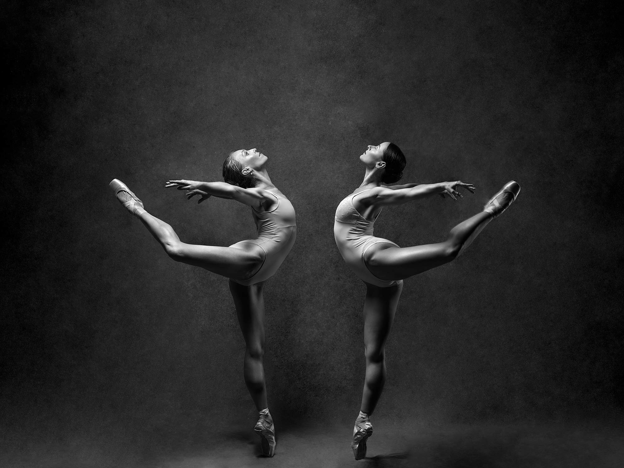 Elise May Watson-Lord & Robyn Begg. Victorian State Ballet. 2018